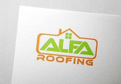 graphicdesign001 tarafından Cool Logo for a roofing company için no 31
