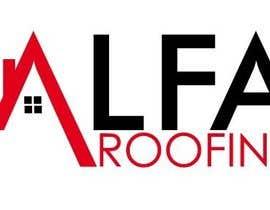 Nro 73 kilpailuun Cool Logo for a roofing company käyttäjältä rafina13