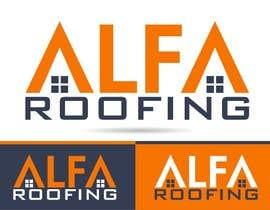 Nro 65 kilpailuun Cool Logo for a roofing company käyttäjältä kavadelo