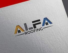 Nro 76 kilpailuun Cool Logo for a roofing company käyttäjältä Toy20