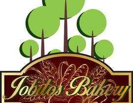 Nro 24 kilpailuun Jobitos Bakery logo design käyttäjältä obrejaiulian