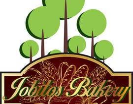 nº 24 pour Jobitos Bakery logo design par obrejaiulian