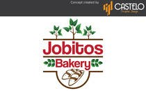 Graphic Design Inscrição do Concurso Nº49 para Jobitos Bakery logo design