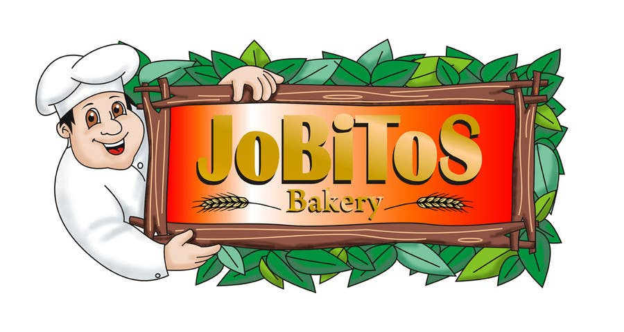 Bài tham dự cuộc thi #17 cho Jobitos Bakery logo design