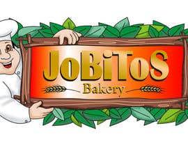 Nro 17 kilpailuun Jobitos Bakery logo design käyttäjältä Wagner2013
