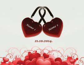 #5 for Beautiful Love Lock by ZeljkoKosovac