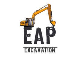 #5 for Concevez un logo for Excavation company by balugd