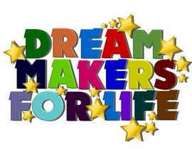 Allicracel tarafından Design a Logo for Dreammakers for Life için no 55