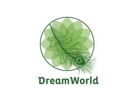 #41 for Design a Logo for Dream world by adelaidejesus