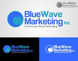#11 para Design a Logo for Blue Wave Marketing Inc por ChrisOlah