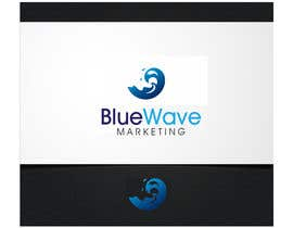 #53 para Design a Logo for Blue Wave Marketing Inc por logothunder