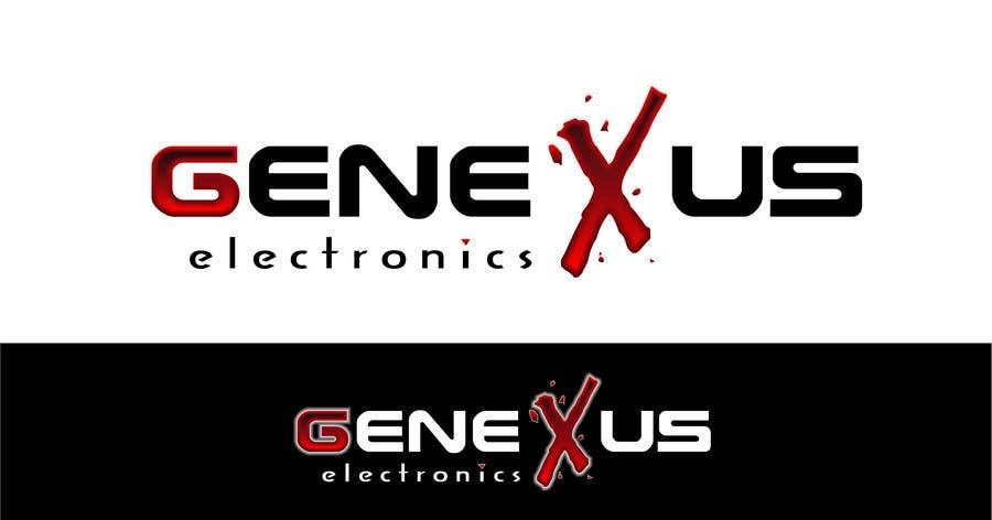 Konkurrenceindlæg #42 for Logo Design for GENEXUS