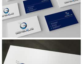 nº 117 pour Logo Design for GENEXUS par maidenbrands