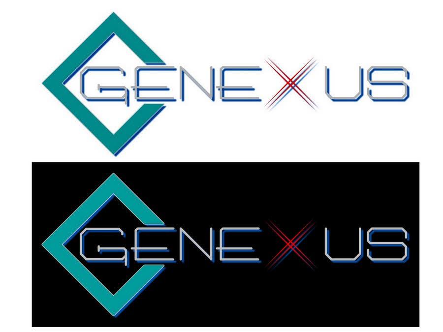 Konkurrenceindlæg #19 for Logo Design for GENEXUS