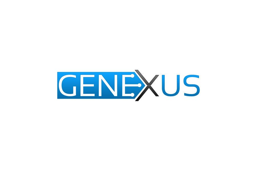 Contest Entry #                                        35                                      for                                         Logo Design for GENEXUS