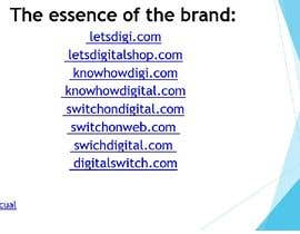 #77 untuk New Company Name for a web business oleh stanescual