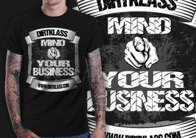 #25 for Design t-shirt fo urban clothing brand by richisd