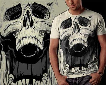 #31 for Design t-shirt fo urban clothing brand by hackingpirate