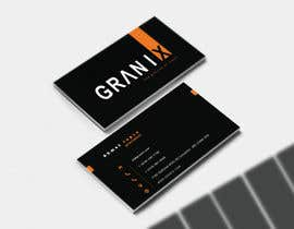 aboodymaher tarafından Business Card Design for Countertop Company için no 16