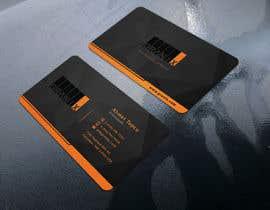 Nro 26 kilpailuun Business Card Design for Countertop Company käyttäjältä mdahmed2549