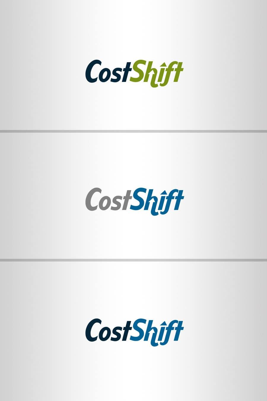 Kilpailutyö #115 kilpailussa Design a Logo For COSTSHIFT