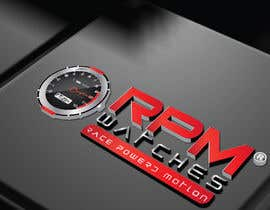 nº 121 pour Design a Logo for RPM watches par dannnnny85