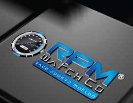 nº 146 pour Design a Logo for RPM watches par dannnnny85