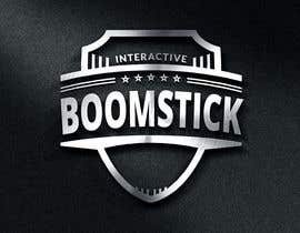 #35 for Design a Logo for Boomstick Interactive af dino995