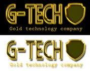 Graphic Design Kilpailutyö #14 kilpailuun Logo Design for Gold technology company(G-TECH)