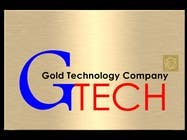 Graphic Design Kilpailutyö #35 kilpailuun Logo Design for Gold technology company(G-TECH)