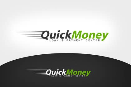 Graphic Design Contest Entry #96 for Design a logo for QuickMoney Loan and Payment Center