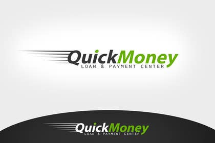 Graphic Design Contest Entry #108 for Design a logo for QuickMoney Loan and Payment Center