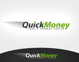 #108 for Design a logo for QuickMoney Loan and Payment Center af rogeliobello