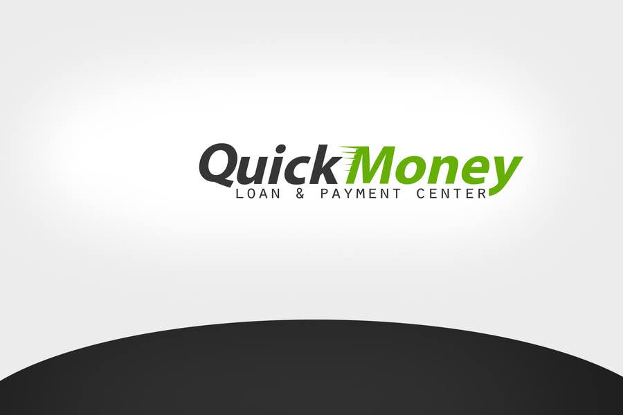 #110 for Design a logo for QuickMoney Loan and Payment Center by rogeliobello