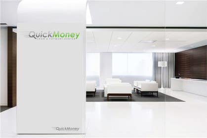 Graphic Design Contest Entry #133 for Design a logo for QuickMoney Loan and Payment Center