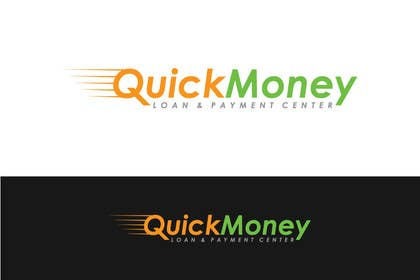 #136 for Design a logo for QuickMoney Loan and Payment Center by sagorak47