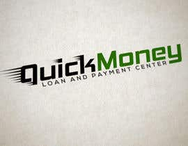 #144 for Design a logo for QuickMoney Loan and Payment Center by fireacefist