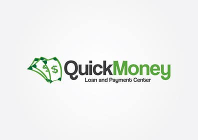 #77 for Design a logo for QuickMoney Loan and Payment Center by ZenoDesign