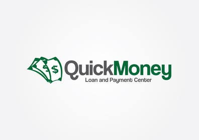 #79 for Design a logo for QuickMoney Loan and Payment Center by ZenoDesign