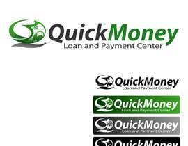 #70 for Design a logo for QuickMoney Loan and Payment Center af dandrexrival07