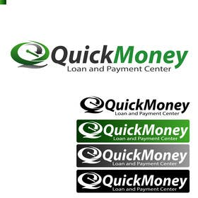 Graphic Design Contest Entry #105 for Design a logo for QuickMoney Loan and Payment Center