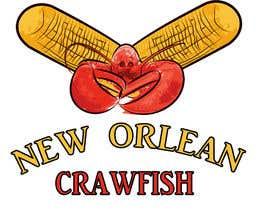 Feladio tarafından Design a cool crawfish için no 14