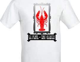 laeeqnazir17 tarafından Design a cool crawfish için no 8
