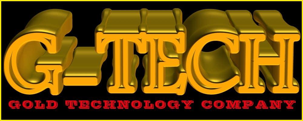 Penyertaan Peraduan #                                        94                                      untuk                                         Logo Design for Gold technology company(G-TECH)
