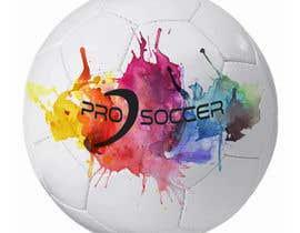 Nro 4 kilpailuun Design a Soccer Ball käyttäjältä wafatebbakh