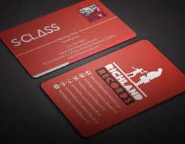 Nro 42 kilpailuun Design some Business Cards käyttäjältä BikashBapon