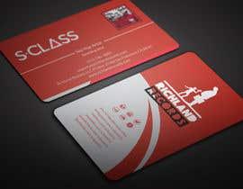 Nro 43 kilpailuun Design some Business Cards käyttäjältä BikashBapon