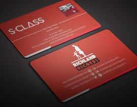 Nro 44 kilpailuun Design some Business Cards käyttäjältä BikashBapon