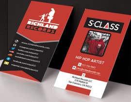 Nro 2 kilpailuun Design some Business Cards käyttäjältä sanjoypl15