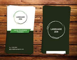 nº 38 pour Design some Business Cards par IllusionG